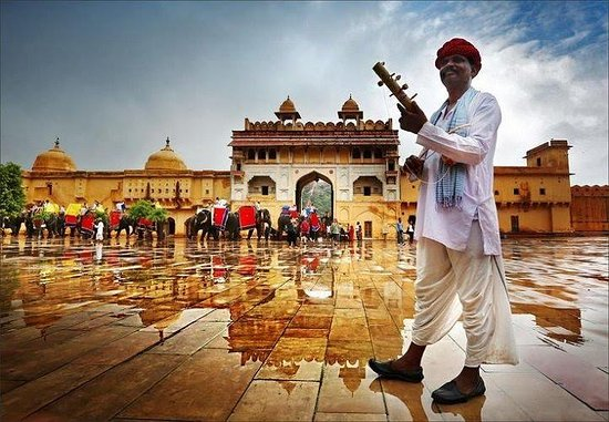 Traveling Rajasthan day tour
