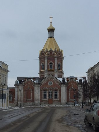 Kasimov, Russia: Собор Вознесения Господня в Касимове