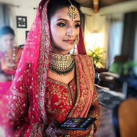 Sohni Juneja Is A Bridal Makeup Artists