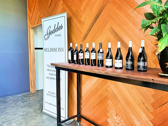 McLaren Vale, ออสเตรเลีย: Lovely wines, made with so much passion!