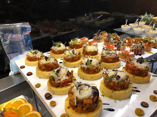 Food - Picture of Oakwood Residence Prestige Whitefield Bangalore, Bengaluru - Tripadvisor