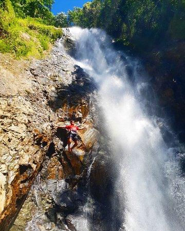 Navua, Fiji: Fall like a waterfall  www.rivertubingfiji.com