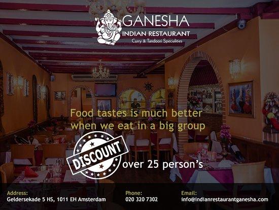 Ganesha Indian Restaurant: Indian Ganesha Restaurant