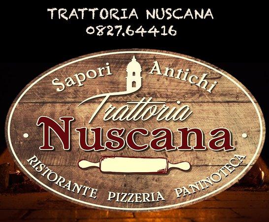 Trattoria Nuscana. Le tipicità irpine e un'ottima pizza nel centro storico di uno dei più bei borghi d'Italia.