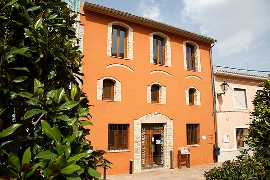Museu Etnològic - Cassoleria d'Àngel Dominguez