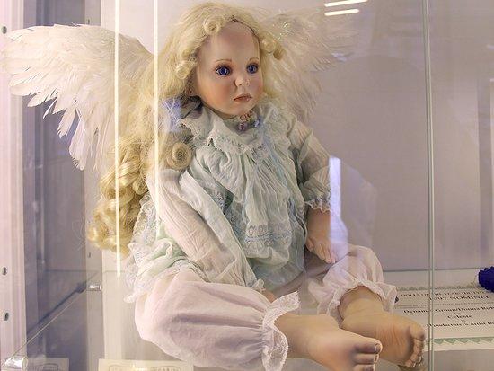 Коллекционная кукла, победитель выставки кукл 1995 г.