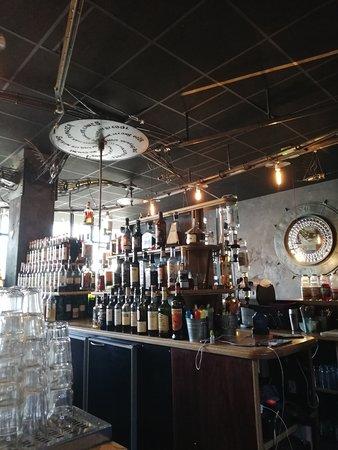 Cocktails avec et sans alcool à Brest