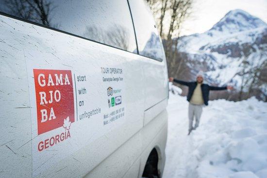 Gamarjoba Georgia Tours