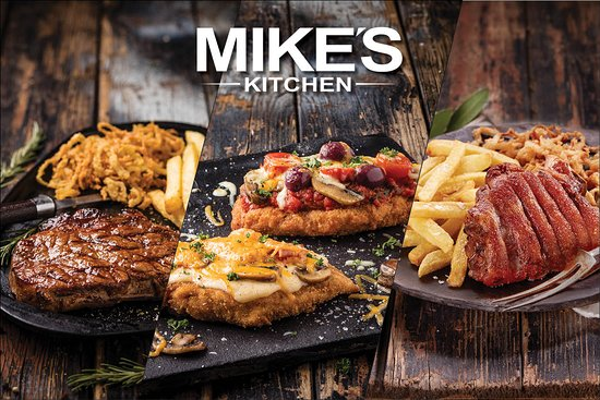 Klerksdorp, South Africa: Mike's Kitchen