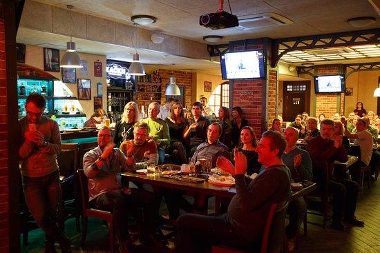 PintaHaus : В ресторане постоянно проводятся концерты и фестивали.