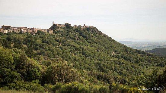 Vista di Roccatederighi