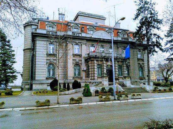 NIS, Serbien: City Hall/Mayor's Office