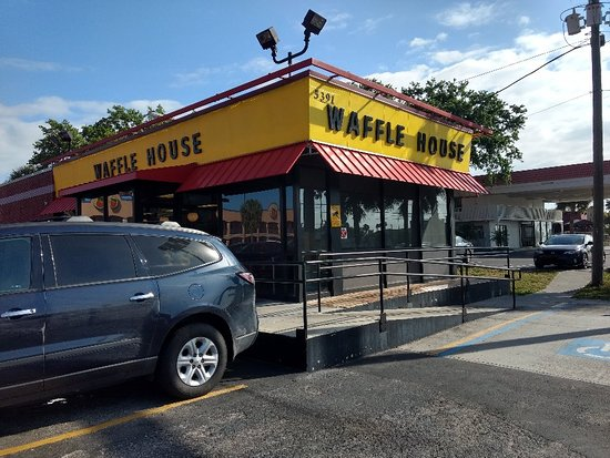 Waffle House Orlando 5391 W Irlo Bronson Memorial Hwy Menu Prices Restaurant Reviews Tripadvisor