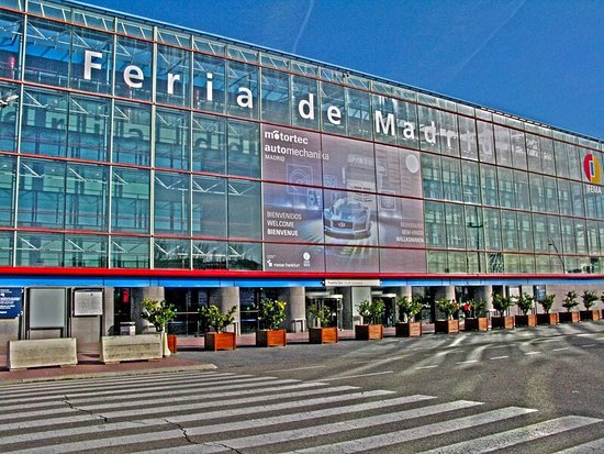 ‪IFEMA Convention Center - Feria de Madrid‬