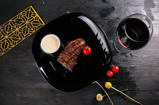 Beef Tenderloin & Wine