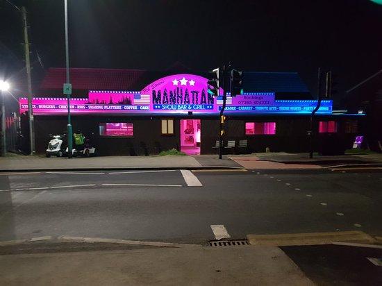 Rob Stevens Manhattan Show Bar & Grill