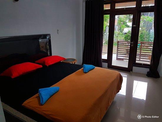 Iboih, Indonesia: single room
