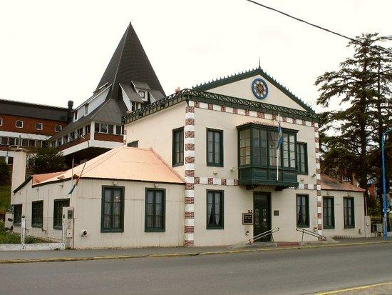 Antigua Casa de Gobierno