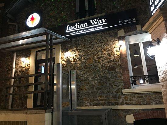 image Restaurant Indian Way sur Noisy-Le-Sec