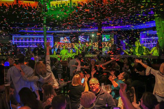 National Harbor, MD: Celebrations at Bobby McKey's- the DC area's premier nightlife experience!