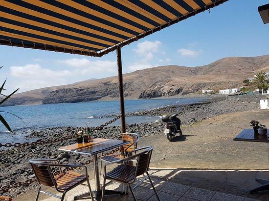Playa Quemada, Spain: Restaurante Salmarina