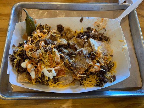 Argyle, TX: Keto nachos!!! Oh man are they good!