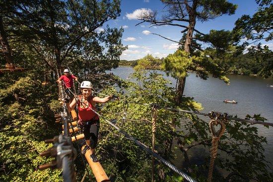 Treetop Trekking - Brampton