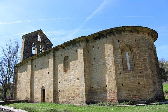 Iglesia de San Pedro de Echano