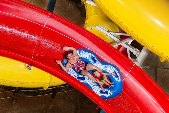 kahuna laguna indoor water park picture of red jacket mountain rh tripadvisor com