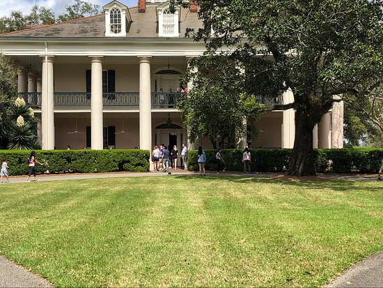 Double Plantation Tour in New Orleans Photo