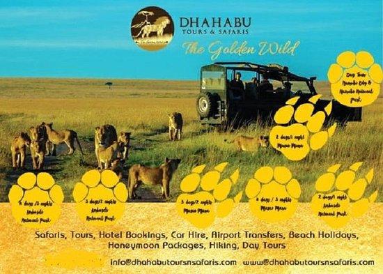 Dhahabu Tours & Safaris