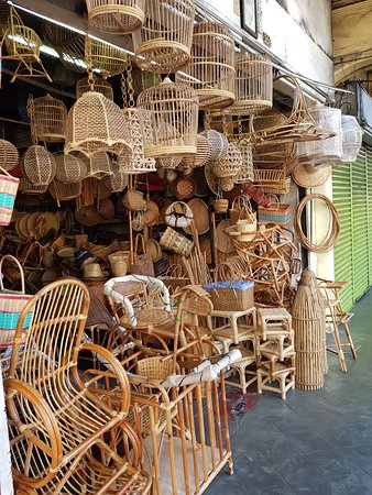 Penang Road Rattan Shop