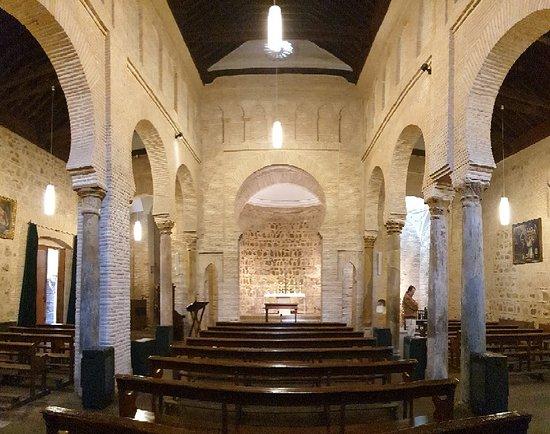 Iglesia Mozarabe de Santa Eulalia