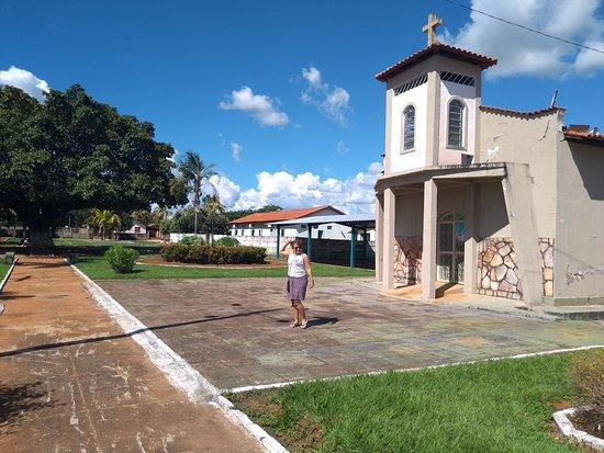 Fazenda Nova, GO: PARÓQUIA NOSSA SENHORA D'ABADIA