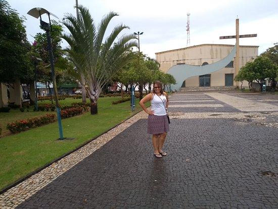 Jussara, GO: Paróquia Nossa Senhora das Graças