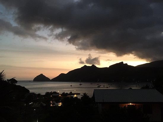 Taiohae, Французская Полинезия: Taioha'e Bay