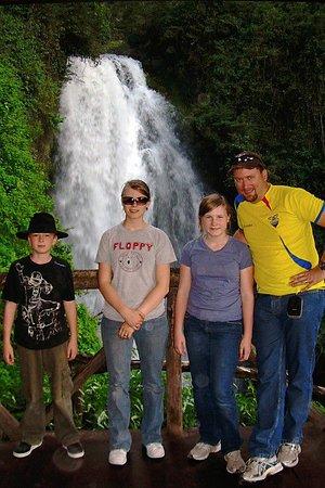 Peguche Falls, Ecuador
