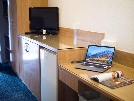 Exec Study Desk P