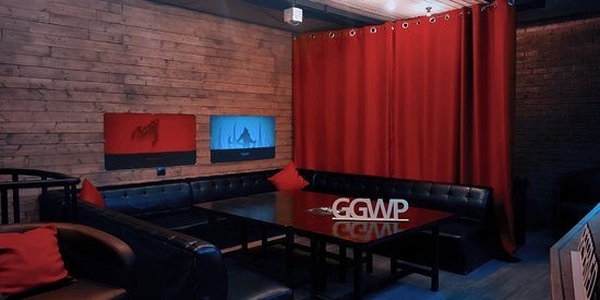 GGWP Cybersport Lounge