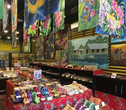 Pisang Handicraft & Art Village