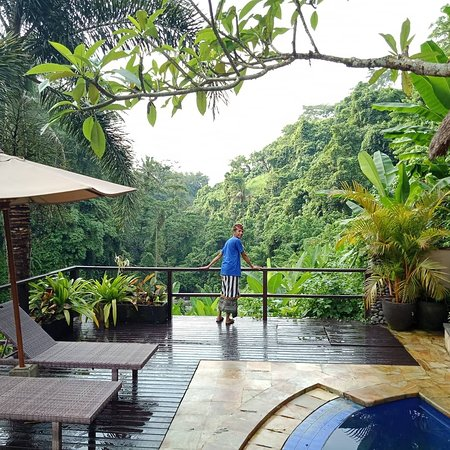 Good Morning Open Your Day With Beautiful Nature At Villa Cella Bella Picture Of Sukabalitours Bali Tripadvisor