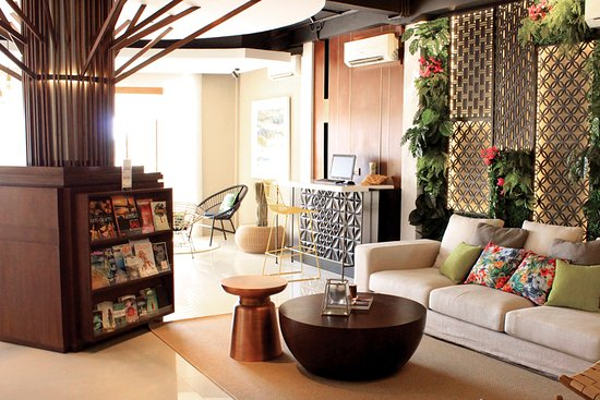 Aston Sunset Beach Resort : Lobby Lounge