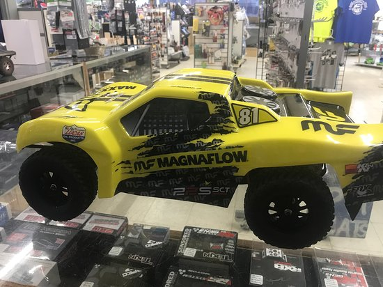 Burlington Hobbies & RC Track