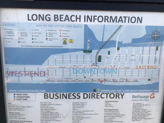 Long Beach: Map
