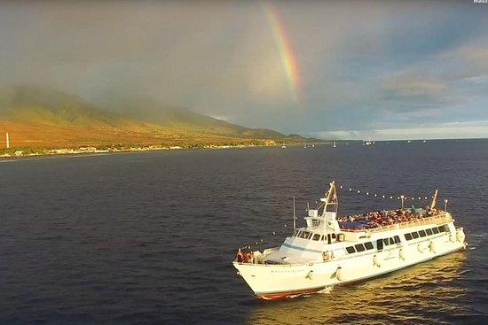 毛伊岛日落晚餐和舞蹈巡游