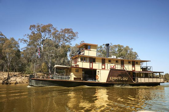 Echuca Murray River Cruise by Emmylou...