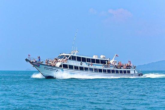 Day Tour from Phuket to Islands around...