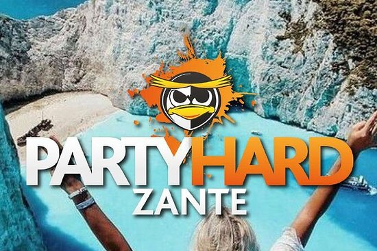 Zante Party Hard Travel Ultimate Händelsepaket