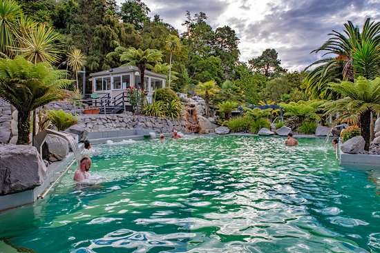 ‪Taupo DeBretts Spa Resort‬