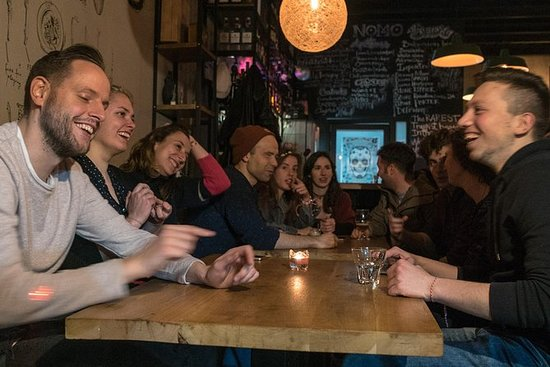 Sofia Pub Crawl Tour of The Hidden...